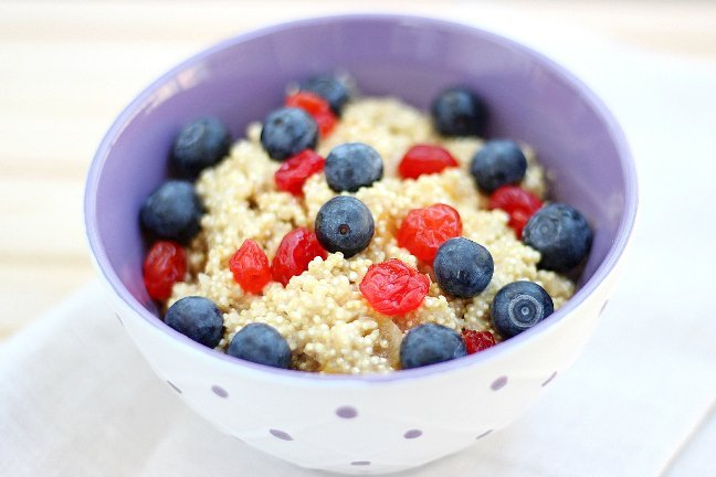 Learn how to make quinoa for baby food!