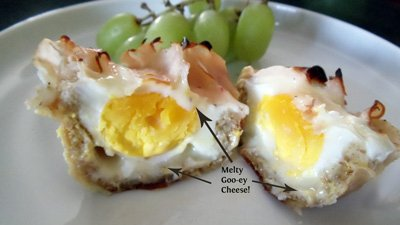 This is a yummy egg finger food recipe for baby!